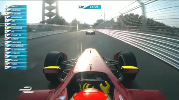 Onboard with Nelson Piquet, Jnr. during the 2014 Beijing ePrix.
