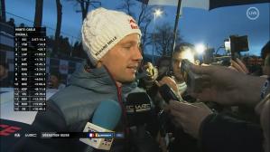 2018 Monte Carlo Rally - Sebastien Ogier interview