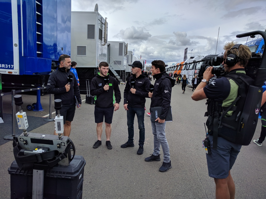 2018 British MotoGP - BT on Friday.jpg