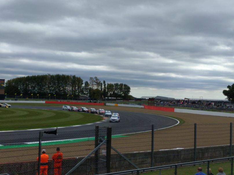 2018 Silverstone BTCC