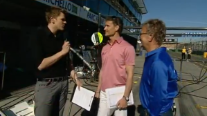 2009 Australian GP - BBC pre-show