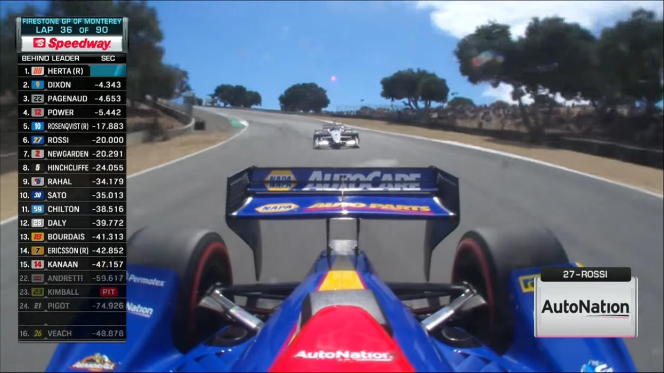 2019 IndyCar Series Laguna Seca - Alex Rossi.png
